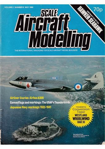 Scale Aircraft Modelling 1980/05 Vol 02 No 08