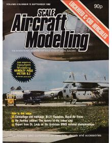 Scale Aircraft Modelling 1982/09 Vol 04 No 12