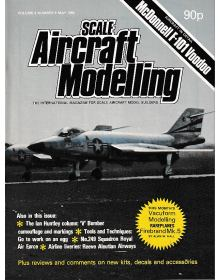 Scale Aircraft Modelling 1982/05 Vol 04 No 08