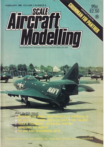 Scale Aircraft Modelling 1985/02 Vol 07 No 05