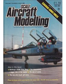 Scale Aircraft Modelling 1985/05 Vol 07 No 08