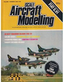 Scale Aircraft Modelling 1979/05 Vol 04 No 06