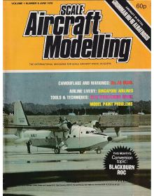 Scale Aircraft Modelling 1979/06 Vol 01 No 09