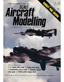 Scale Aircraft Modelling 1988/05 Vol 10 No 08