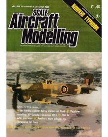 Scale Aircraft Modelling 1988/10 Vol 11 No 01