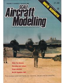 Scale Aircraft Modelling 1989/08 Vol 11 No 11