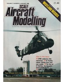Scale Aircraft Modelling 1989/01 Vol 11 No 04