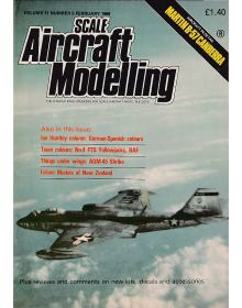 Scale Aircraft Modelling 1989/02 Vol 11 No 05
