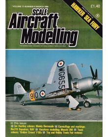 Scale Aircraft Modelling 1989/03 Vol 11 No 06