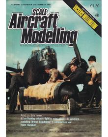 Scale Aircraft Modelling 1989/11 Vol 12 No 02