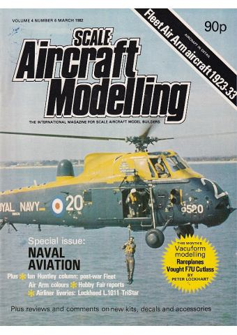 Scale Aircraft Modelling 1982/03 Vol 04 No 06