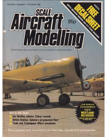 Scale Aircraft Modelling 1982/10 Vol 05 No 01
