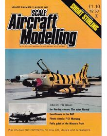 Scale Aircraft Modelling 1987/08 Vol 09 No 11