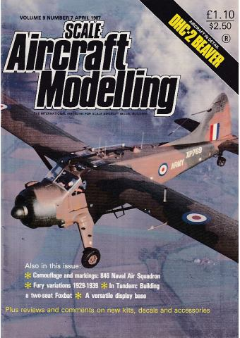 Scale Aircraft Modelling 1987/04 Vol 09 No 07