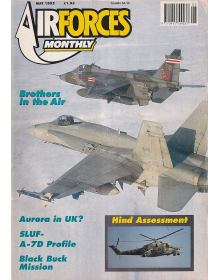 Air Forces Monthly 1992/05