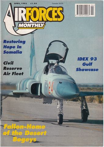 Air Forces Monthly 1993/04