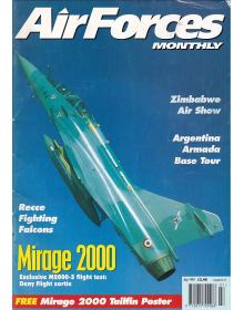 Air Forces Monthly 1995/07