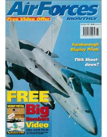 Air Forces Monthly 1996/11, US Carriers and their Air Wings, Hellenic Navy