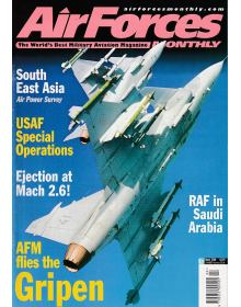 Air Forces Monthly 2000/03