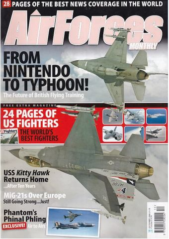 Air Forces Monthly 2008/12