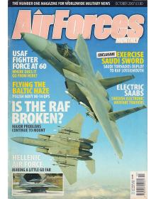 Air Forces Monthly 2007/10, Hickam AFB, Hellenic Air Force