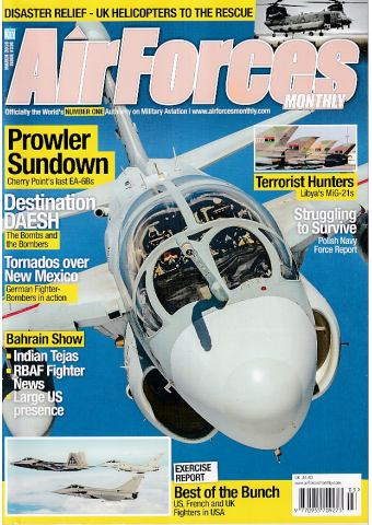 Air Forces Monthly 2016/03