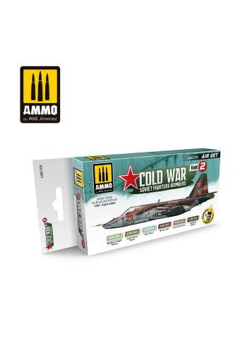 Cold War Vol 2 -  Soviet Fighters-Bombers, AMMO
