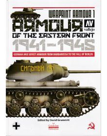 Warpaint Armour 1: Armour of the Eastern Front 1941-1945, Vallejo