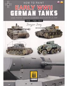 How to Paint Early WWII German Tanks, AMMO