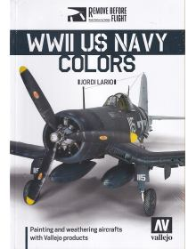 WWII US Navy Colors, Vallejo