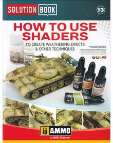 How to Use Shaders, Solution Book 13, AMMO