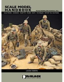 Scale Modelling Manual Vol. 1: D.A.K Forces in Scale, Mr. Black